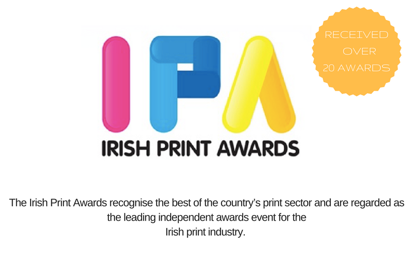 P+D Irish Print Award Winners