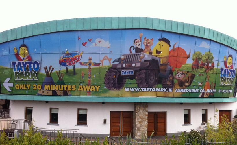 Outdoor Building Wrap