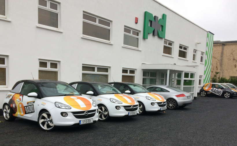 iRadio Branded Fleet
